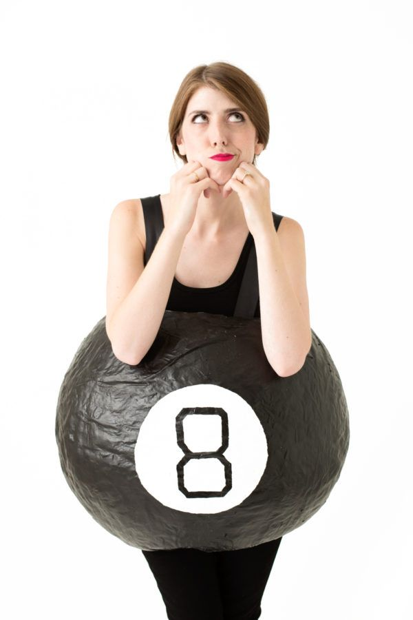 diy magic 8 ball costume studiodiycom - Magic 8 Ball Halloween Costume