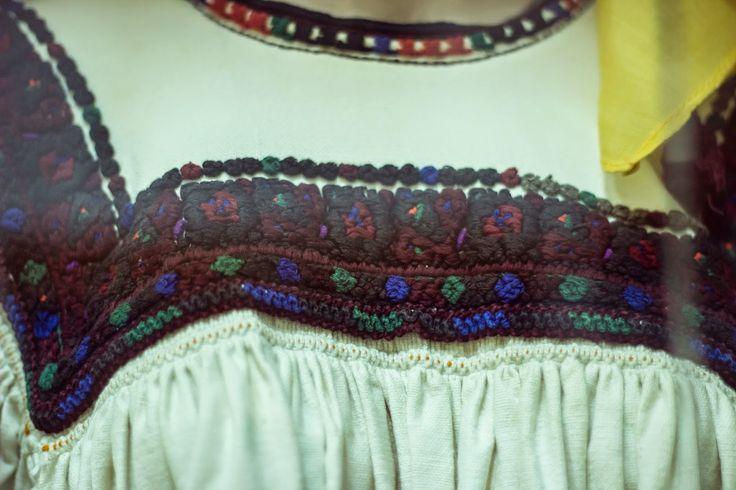 Simona's Journey!: Costum Popular Oas - Transilvania