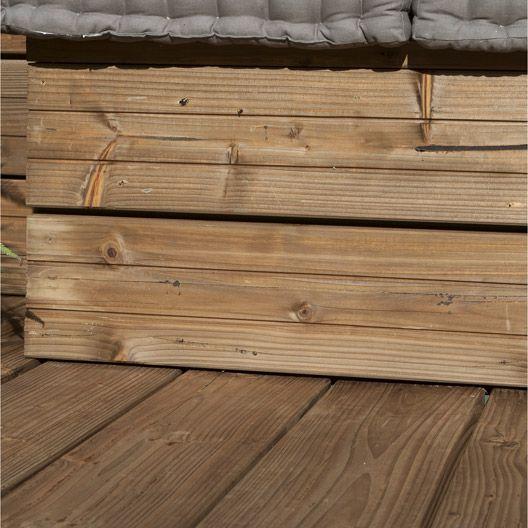 10 best Aménagement terrasse images on Pinterest Decks, Balconies - Leroy Merlin Store Exterieur