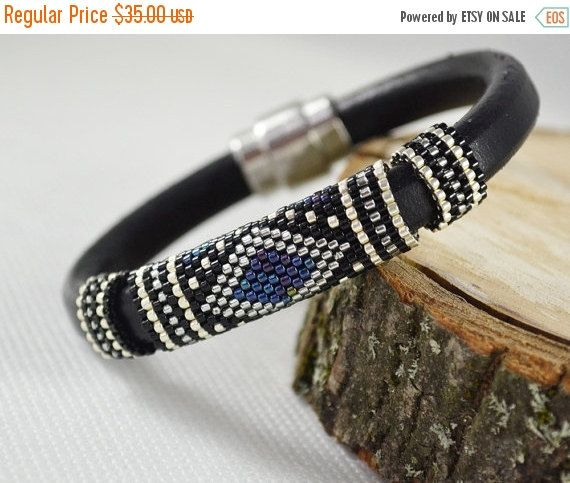 Men's braided bracelet strap bracelet for by  SzkatulkaAmiJewelry *Men's braided bracelet, #mensbracelet