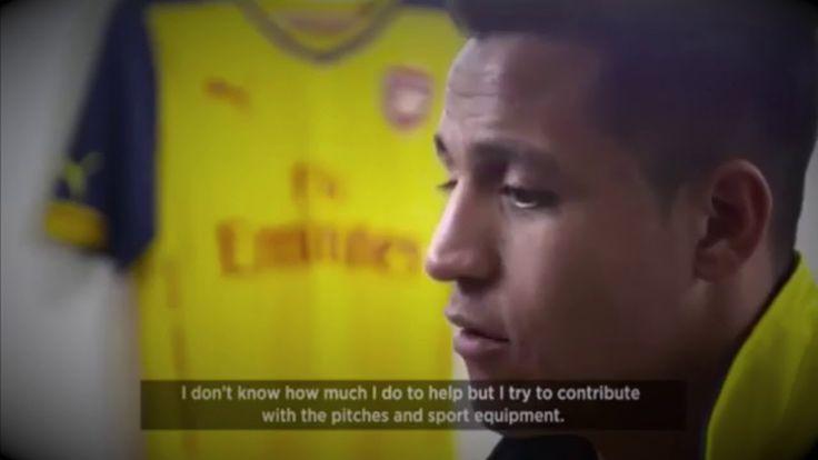 [FULL] Alexis Sanchez BBC Documentary - Arsenal 2015