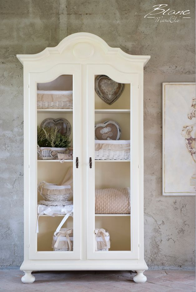 country chic interior