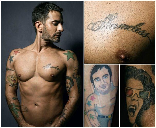 7 Tatuajes Ridículos De Los Famosos