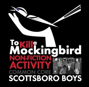tkam and the scottsboro case 1929: the history important quotes  ~the scottsboro trial began after 8 african  the belief that the case against the scottsboro boys was unproved and that.