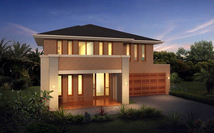 Metricon Home Designs The Phoenix Oakpark Facade Visit