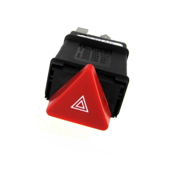 Free shipping hazard warning lamp switch emergency for VW POLO 6N Lupo T4 car accessories 6N0953235 AUto parts