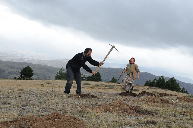 Rujmene Begiraj, now able to work the land safely by UNDP in Europe and Central Asia, via Flickr