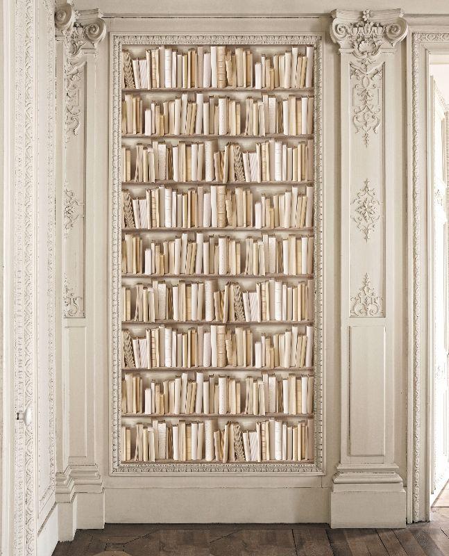trompe l 39 oeil biblioth que livres trompe l 39 oeil pinterest. Black Bedroom Furniture Sets. Home Design Ideas