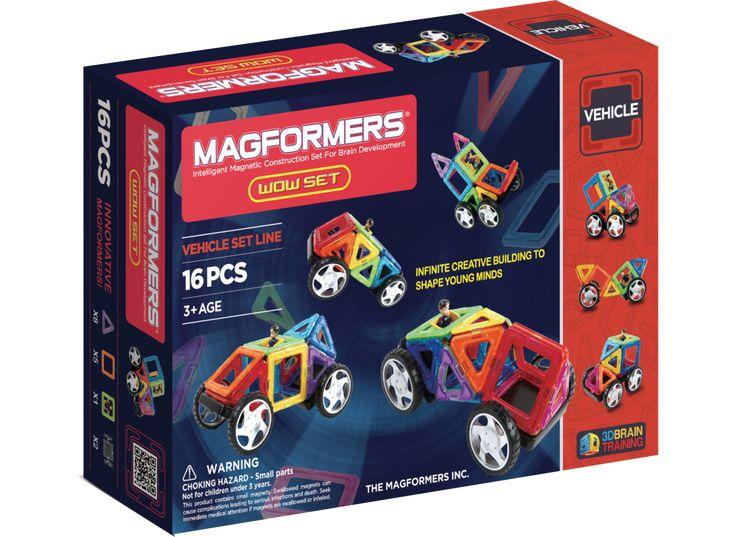 Magformers Wow Set , | Magformers | Merker | BR