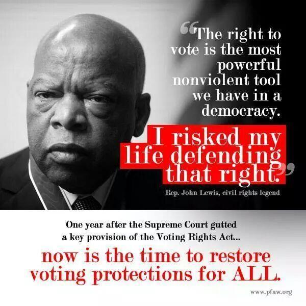 John Lewis Quotes: Civil Rights Champion Rep John Lewis Has Spent His Life