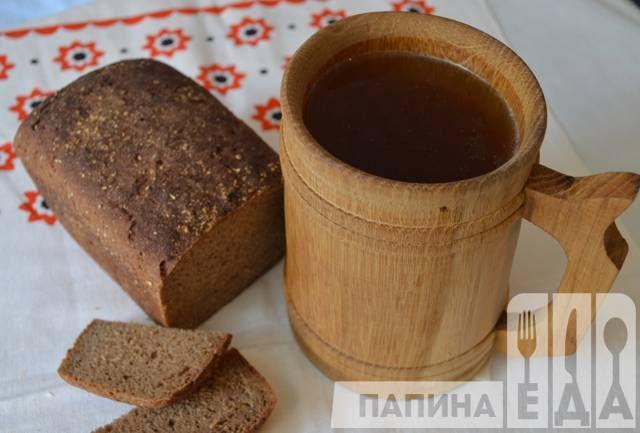квас хлеба рецепт фото