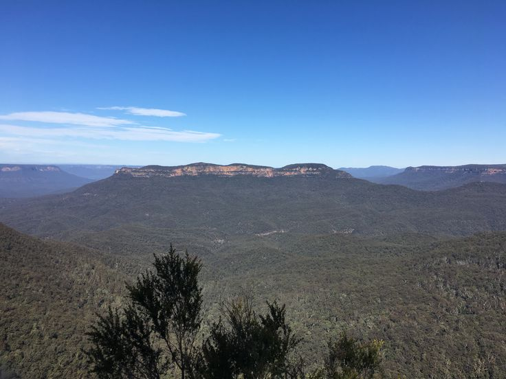 Visit to the Blue Mountains - amazing!