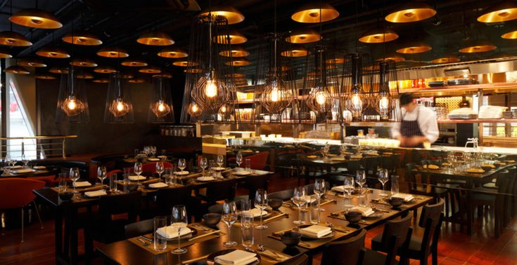 Spice Market London - Best Restaurant London - Jean-Georges London - Soho restaurant - W Restaurant