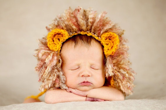 Baby Lion. Share by Enjoy Wedding