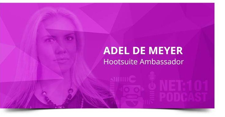 #26 Adel de Meyer on Hootsuite