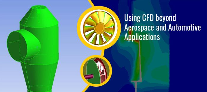 Using #CFD beyond #Aerospace and #Automotive Applications