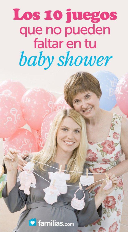 Una recopilación de los juegos tradicionales que asegurarán el éxito de tu baby shower.