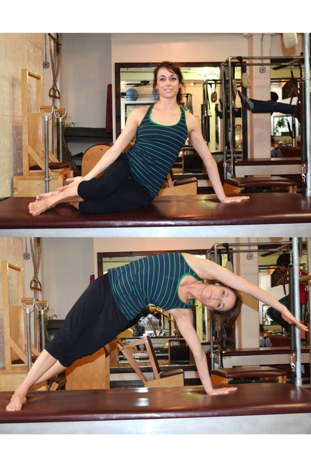 Pilates Moves to Look Lean - Pilates Workout for Bikini Body - Harper's BAZAAR