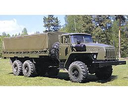 Ural 4320 - Russian Army