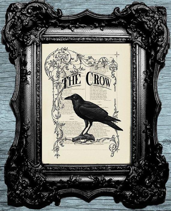 raven folk art | The Crow Folk Art | Raven's Child