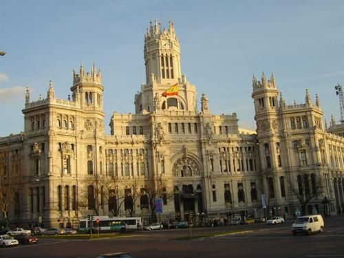 Prado Museum Madrid, Spain Extensive collection of Goya and other great spanish painters!