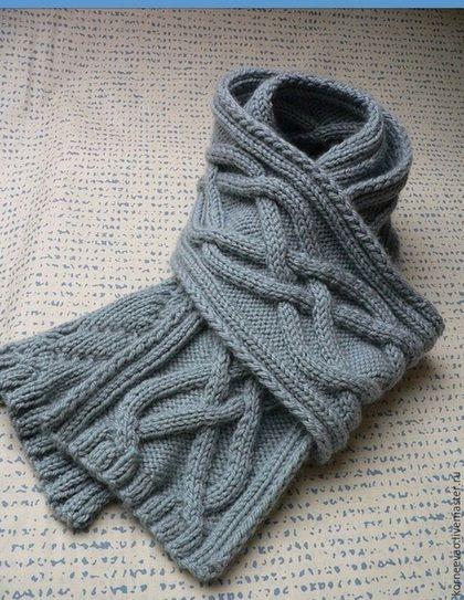 Pañuelos y bufandas hechas a mano. Masters Feria - hecho a mano. Comprar Bufanda Aran. Hecho a mano. Bufanda, Estilo, lana merino