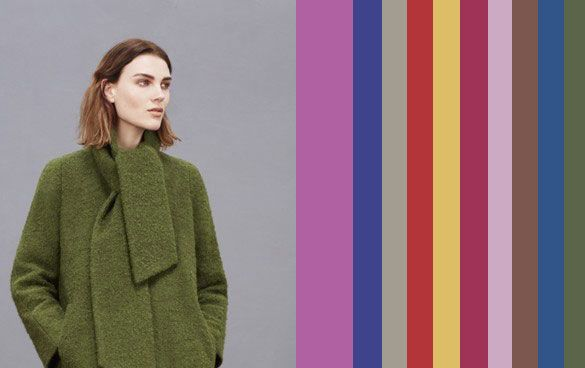 Pantone 2014 Color Trends | Pantone Fall Winter 2014-15 Clothing Colors