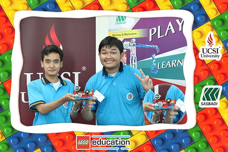 Participant Number: 008 & LEGO Theme: Conservation Of Energy