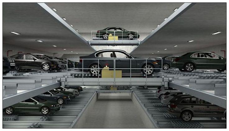 12 Best Car Parking Images On Pinterest