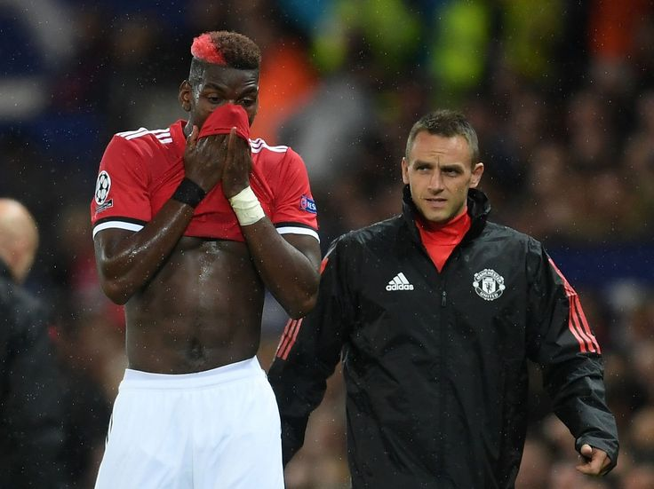 nice Jose Mourinho admits he still has 'no idea' when injured Paul Pogba will return for Manchester United. Check more at http://www.matchdayfootball.com/jose-mourinho-admits-he-still-has-no-idea-when-injured-paul-pogba-will-return-for-manchester-united/