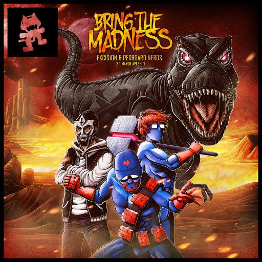 Excision & Pegboard Nerds - Bring the Madness