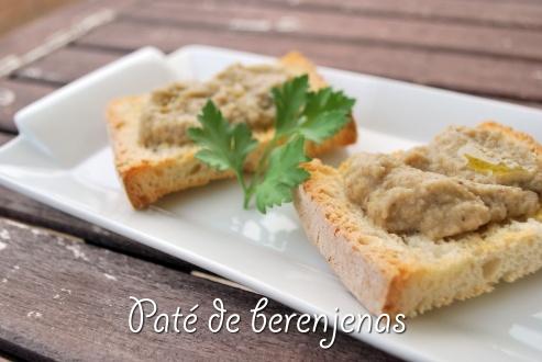 Eggplant Paté