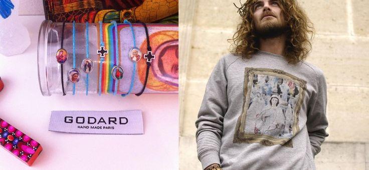 Mode - GODARD  #bracelet #clothes #Godard #fashion