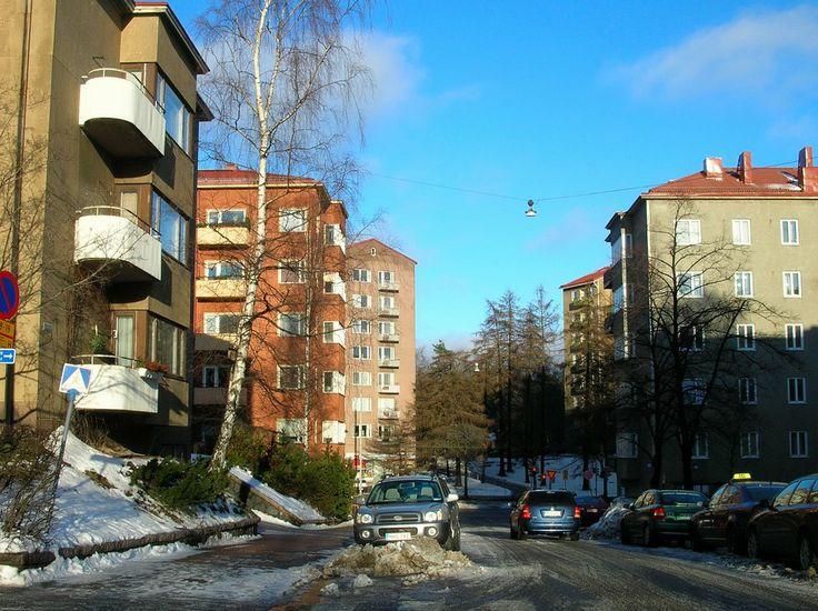 Meilahti, Helsinki.