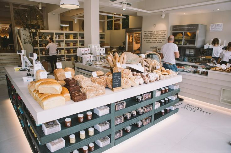 Daylesford Organic - Shop organic breads, cheeses, meat & more in our farmshop - London, United Kingdom