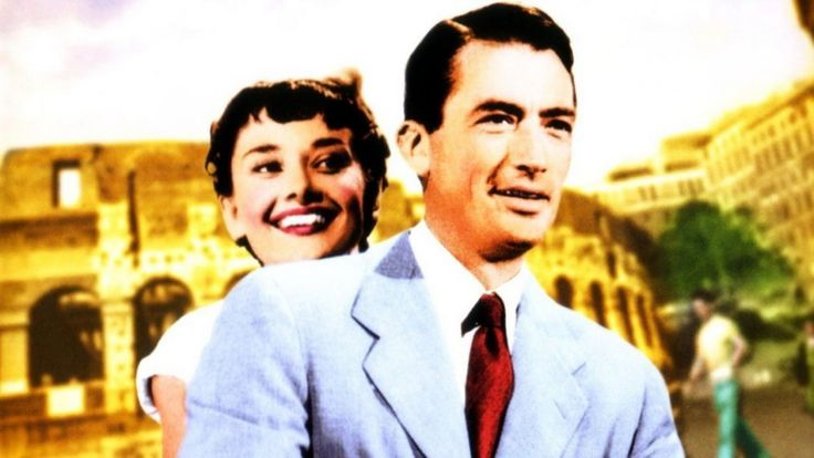 Roman Holiday - Comedy Movies Hollywood Full HD [1080p]