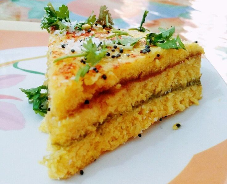 This Instant Sandwich Khaman Dhokla Recipe is very quick and easy to make! These Khaman Dhokla are so spongy, kids would really love it! Serve these Instant Sandwich Khaman Dhokla Recipe along with Dhaniya Pudina Chutney or Roasted Tomato Sauce to pair up with. If you like this recipe, look into more of the tea-time snacks recipes here Oats and Rajma Cutlet Recipe - A Delicious Tea Time Snack Pizza Flavoured Idli Muffins Recipe Jwarichya Lahyancha Chivda Recipe (Maharashtrian Style Popped…