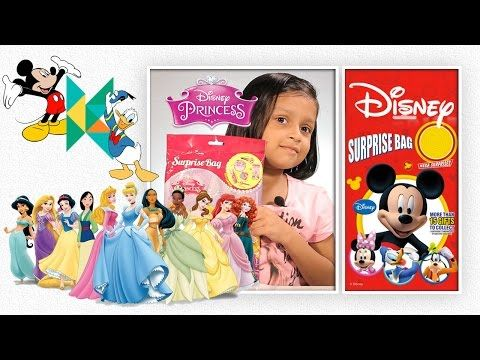 Disney Special Surprise Bags : Disney Princess : Disney Mickey Mouse surprise…