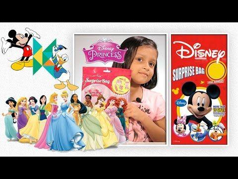 Disney Special Surprise Bags : Disney Princess : Disney Mickey Mouse surprise…