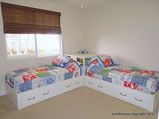 Best 25 Corner Twin Beds Ideas On Pinterest Childrens