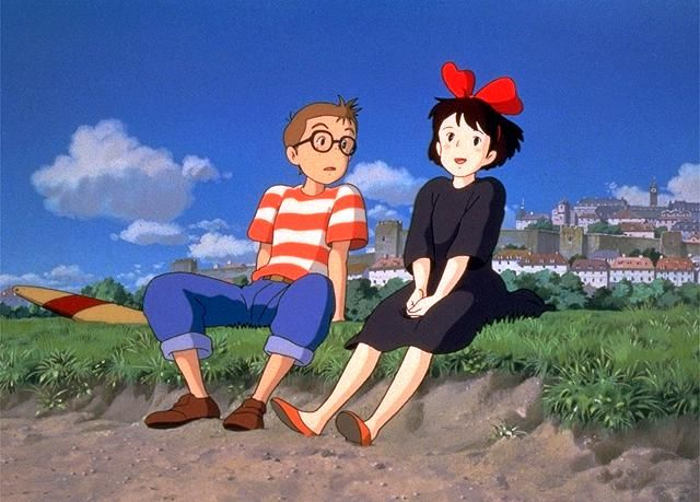 Kiki from Kiki's Delivery Service.  20 Halloween Costumes Inspired by Movie and TV Characters – Vogue - Monica Kim, Vogue.com Research Editor