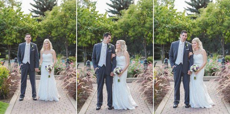 Edmonton Hotel Macdonald Wedding