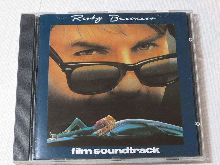 Risky Business by Original Soundtrack CD 1999 Virgin Records Old Time Rock and R #KrautRock