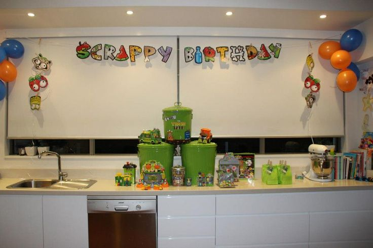 Throw a Trash Pack party with this amazing DIY set.  http://www.trashpack.com/media/39669/trashpack_partypack.pdf