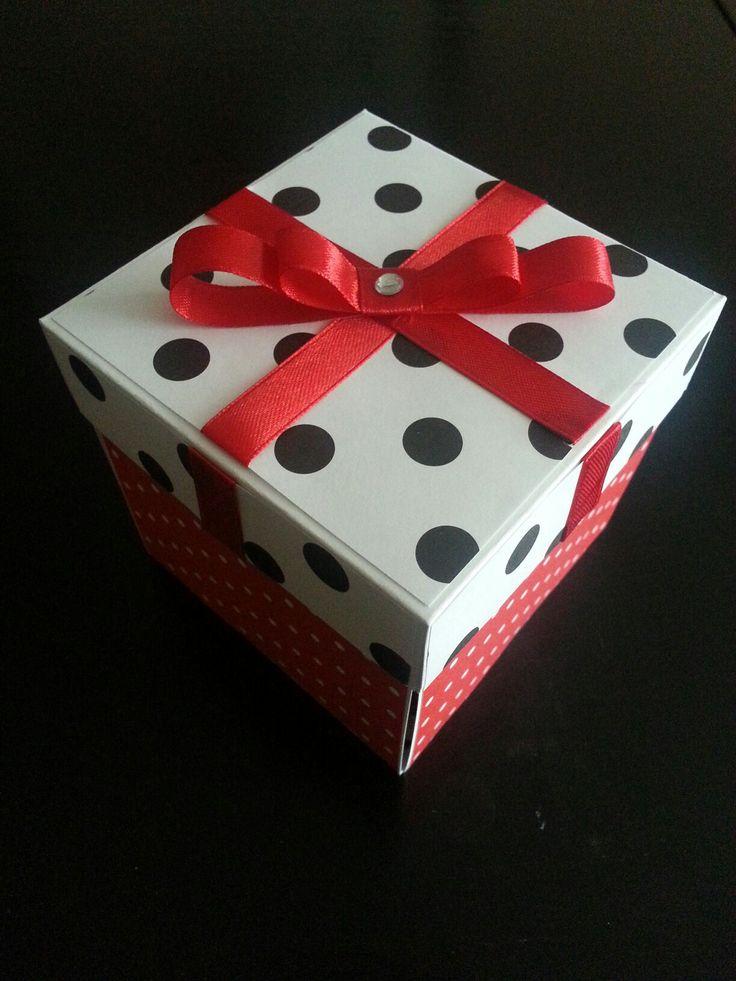 Groszkowy box na wieczór panieński :)