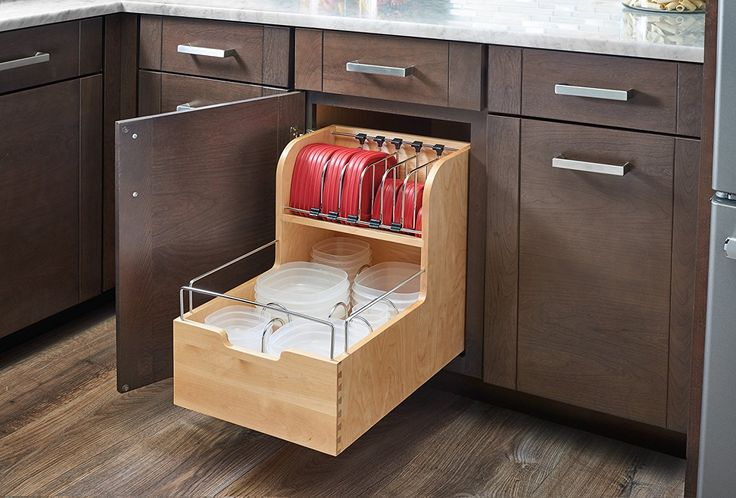 Food Container Drawer