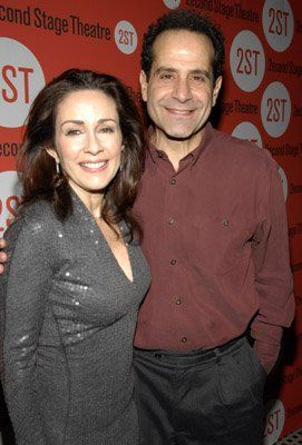 Tony Shalhoub and Patricia Heaton