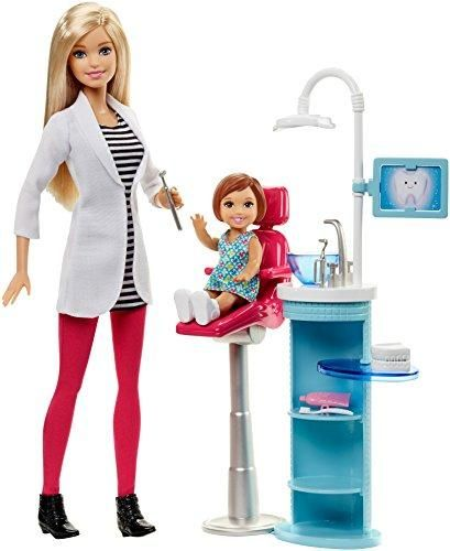 doll dentist Diana