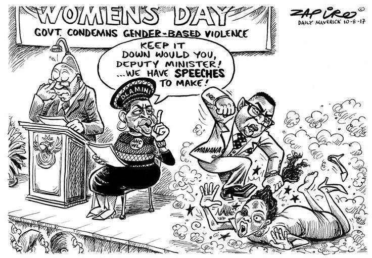 Women's Day Stand
