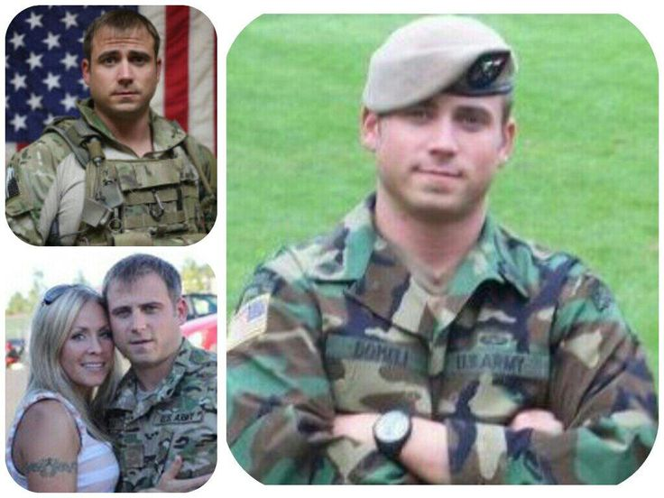 US Army Ranger SFC Kristoffer B. Domeij, 29. Killed Oct. 22, 2011 in Zhari, Afghanistan while on his 14th deployment.